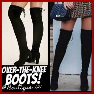 Over-The-Knee Boots!